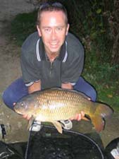 Paul with a 10lb Common Carp