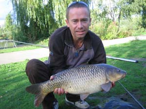 My 12lb 8oz common carp