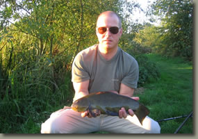 4lb lizard tench